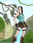 Lara Croft (v1)