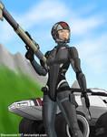 Commander Shepard (with helmet)