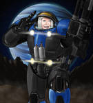 StarCraft Remastered Marine