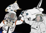 Space Amazons - High Five