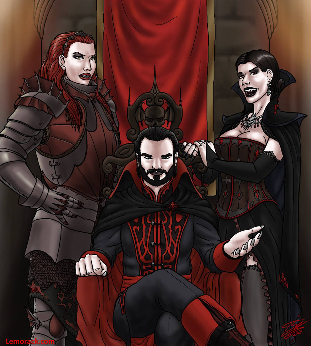 Self - Vampire Count