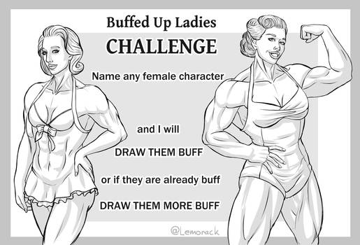 Buff Ladies Challenge