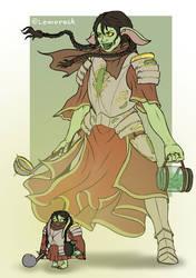 Goblins of Io: Peekel