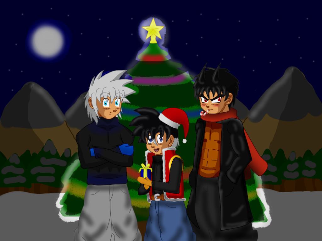 Happy Holidays by SkySonSSj1