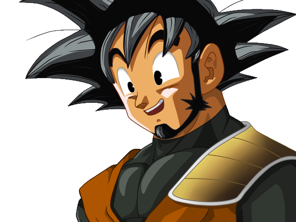 Goku for TS by SkySonSSj1