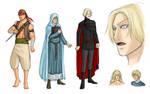 Castlevania III: Dracula's Curse redesigns