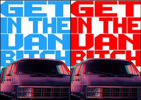 get in the van by andrei75