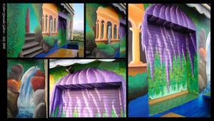 Mural Project - Magic Garden
