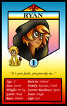 Hell and Heaven Col. Card 1