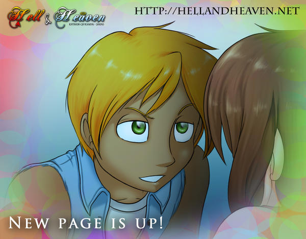Hell and Heaven - prev 129 [UPDATE] by Raygirl13