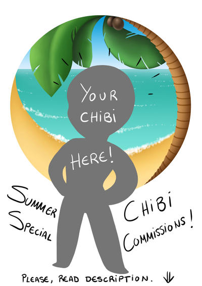 Summer Special Chibi Commissions 2015 (UPDATE) by Raygirl13