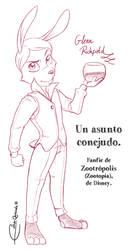 Glenn Richfield (Un asunto conejudo) by Raygirl13