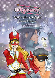 Majorette and the 5 Games - Novel