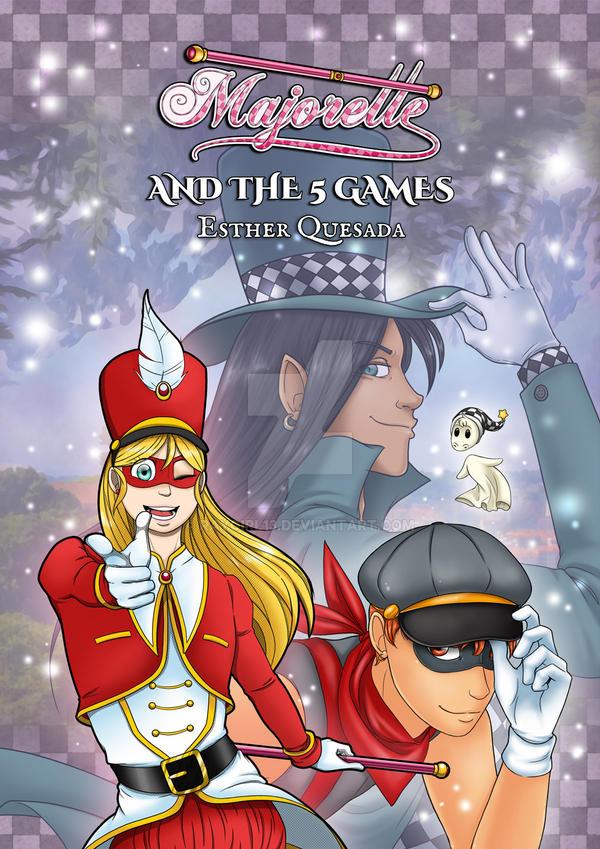 Majorette and the 5 Games - Novel