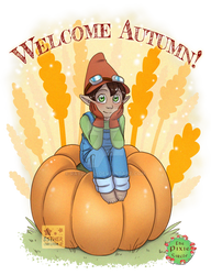 DL welcomes autumn!