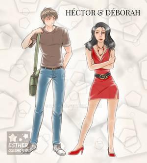 Hector and Deborah (Apruebame por favor!)