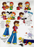 Brian's Birthday by Raygirl13