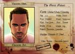 Steele Character Sheet