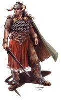 Conan -Amra the Lion