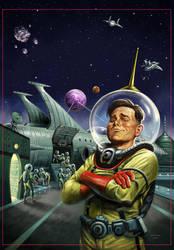 Starship Merchants by ChrisQuilliams