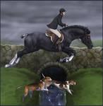 Irish Air - Windgate's Kingsmans's Fox hunt