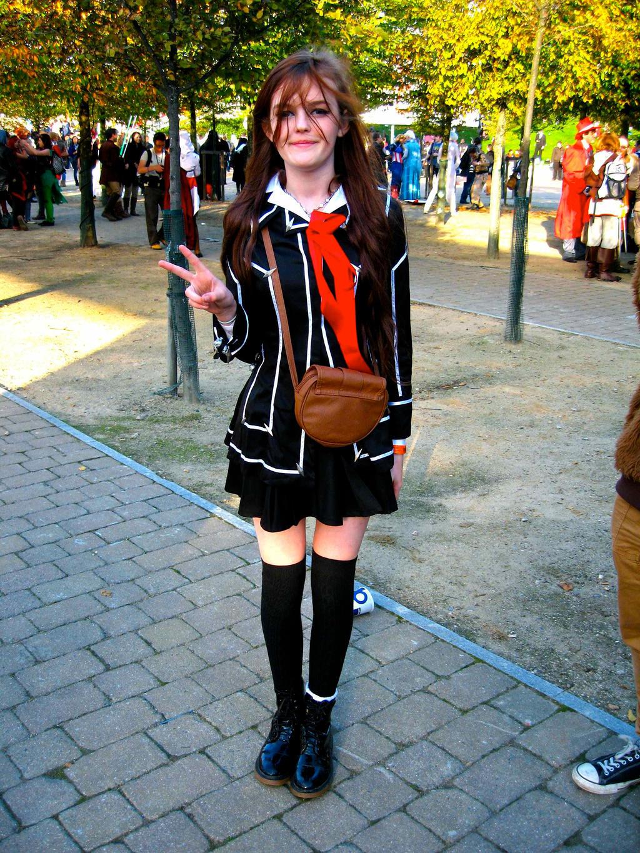 schoolgirl knight