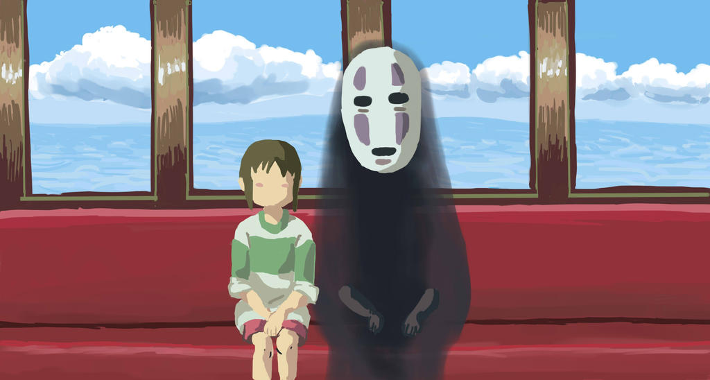 an analysis of the movie spirited away Spirited away is a wondrous fantasy about a young girl, chihiro, trapped in a strange new world of spirits  the movie itself is original,.
