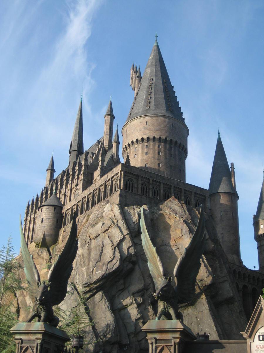 Hogwarts 2 by VampireSacrifice