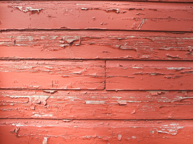 Weathered paint texture.