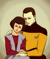 Data and Lal: Family by hasze