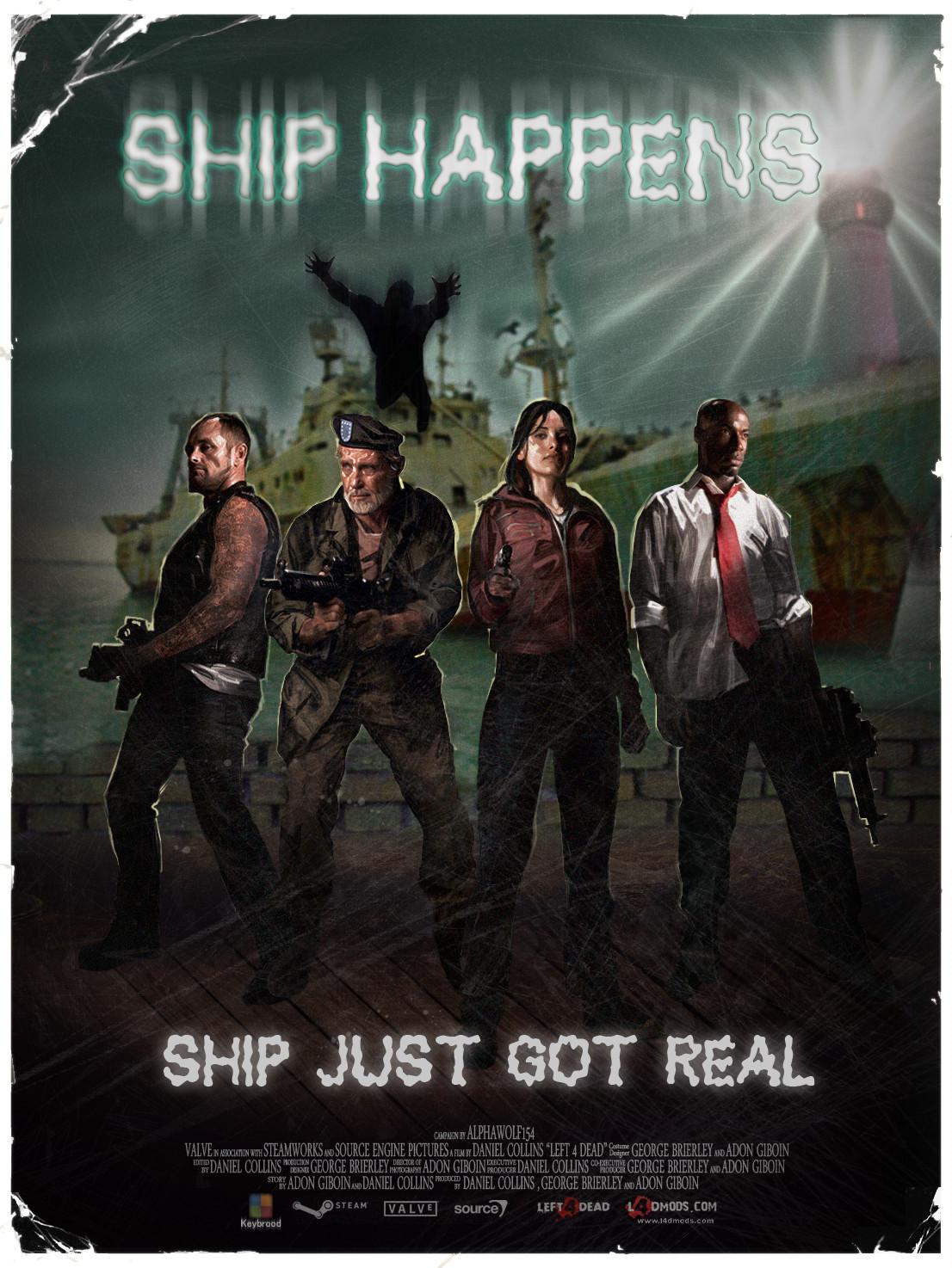 Left 4 Dead: Ship Happens by Alphawolf154 on DeviantArt