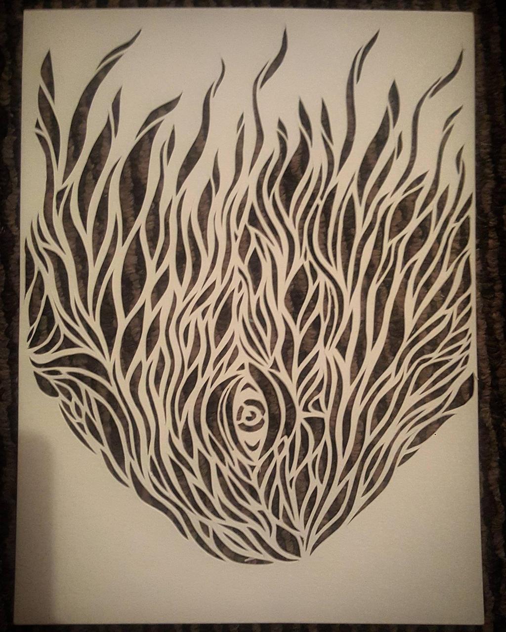 stencil  by pullyayze