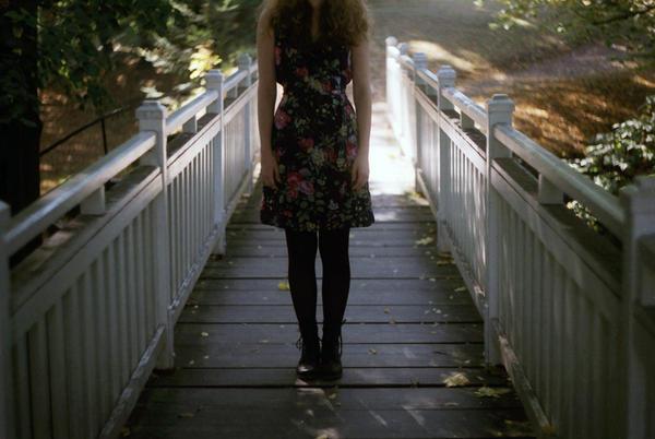 bridge. by BlackDennie