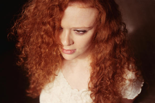 redhead. by BlackDennie