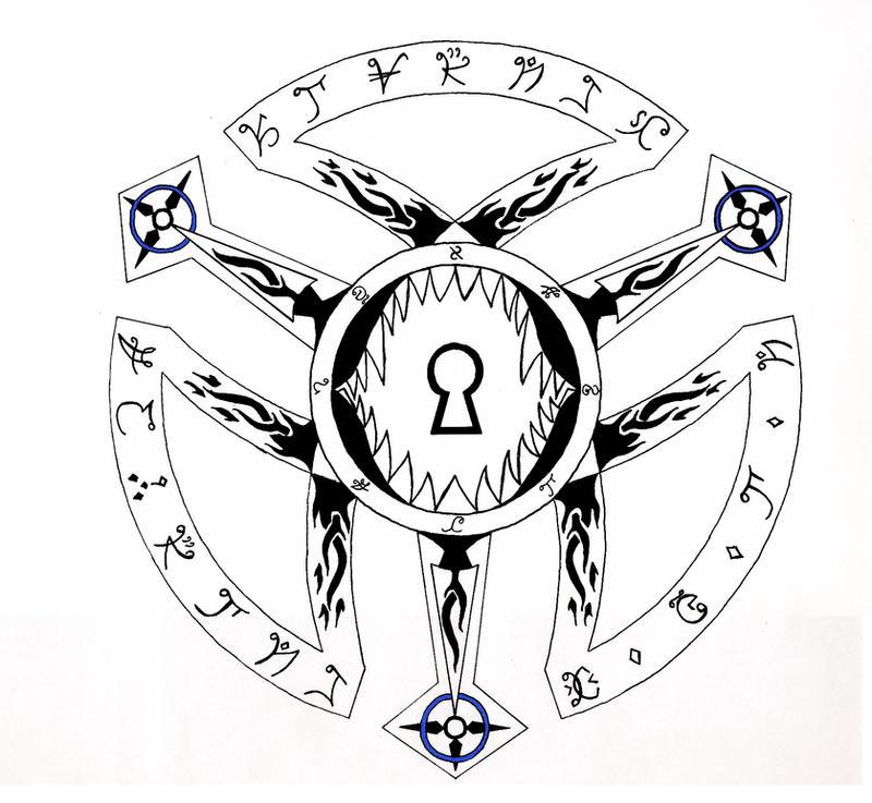 Demonic Seal by Dace-X