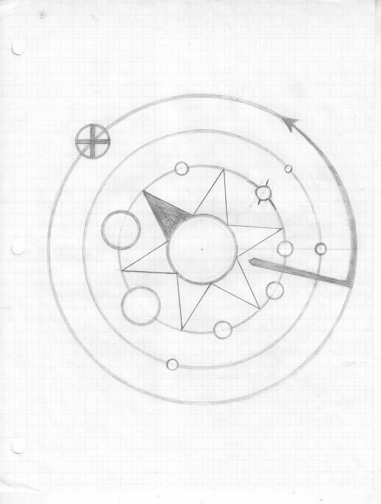 Sumerian Solar System Tattoo by Dace-X on DeviantArt
