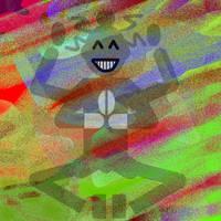 IMMURAL-(impression mural) #2 : Funny God! by arya-tabs