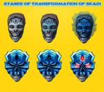 Skadi Face Transformation