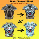 Armor Sheet Page