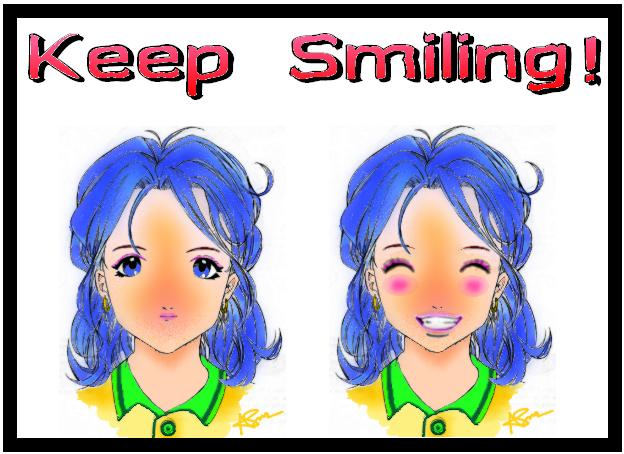 Jolly Girl - Keep Smiling by arya-tabs