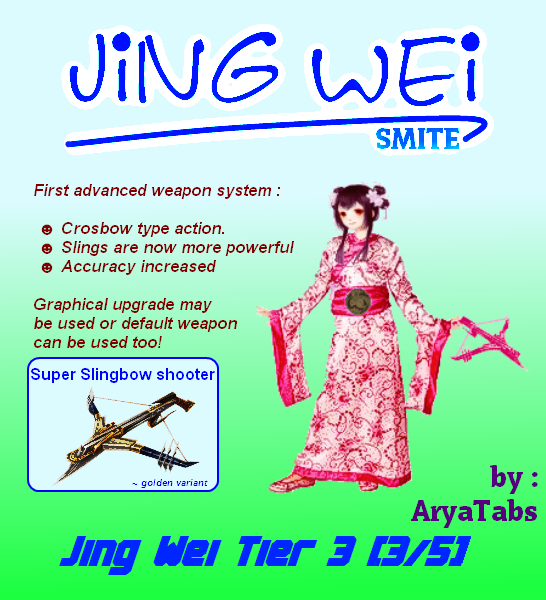 Jing Wei Tier 3 by arya-tabs