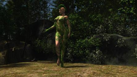 Dancing Sprite by OldMine