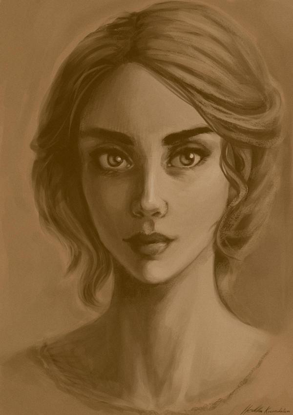 Elizabeth by TapetalCookie