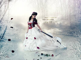 Lady Wynter by SimplyDefinedArt