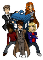 Time Travelers by Jagarnot