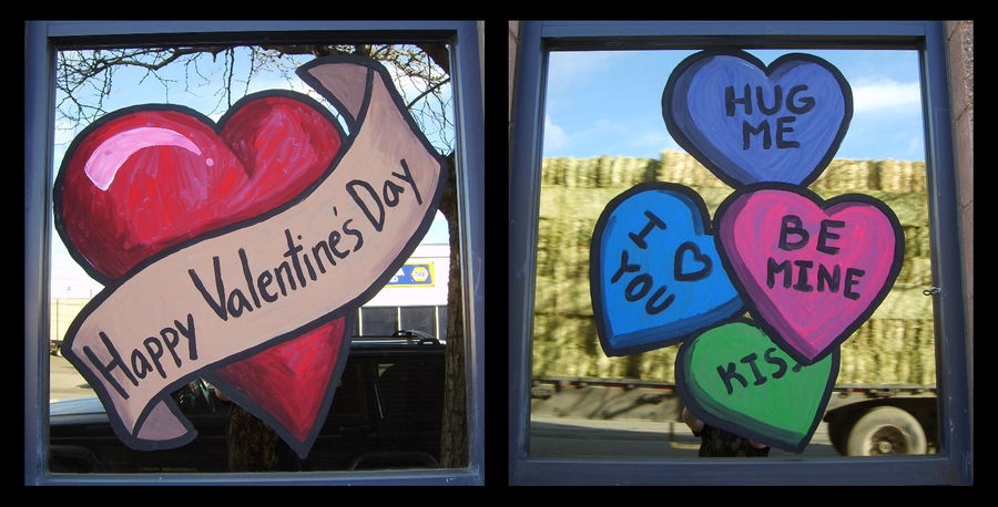 Valentine S Paintings 2011 By Jagarnot On Deviantart