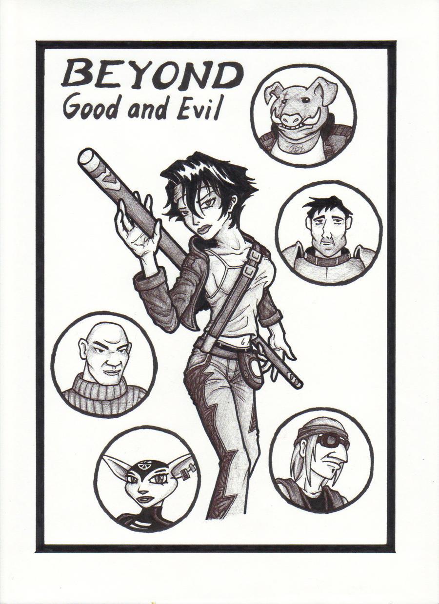 Is man basically good or evil