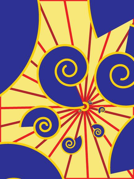 Split Complementary Shells By FistyFeline22