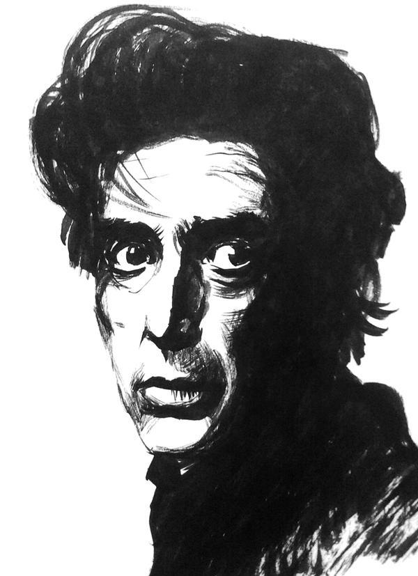 Al Pacino by dogdoy