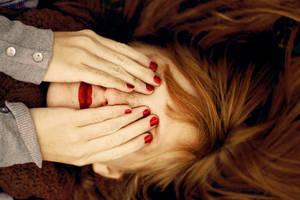 zamknij oczy by princess-of-dream